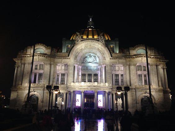 Palacio de Bellas Artes México, D.F.