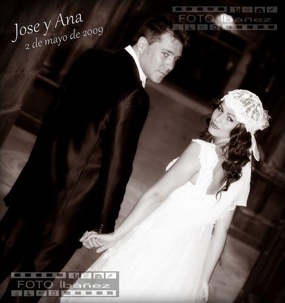 Felicidades a Jose y Ana en su séptimo Aniversario!