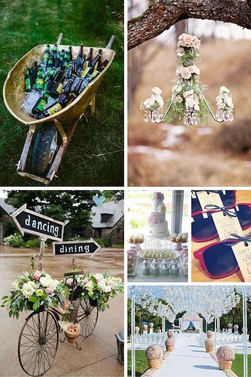 Pinterest the world s catalog of ideas for Decoracion de jardines para fiestas
