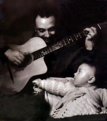Django joue pour Babik
