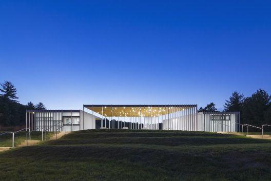 Design/buildLAB - Sharon Fieldhouse, USA (2014)