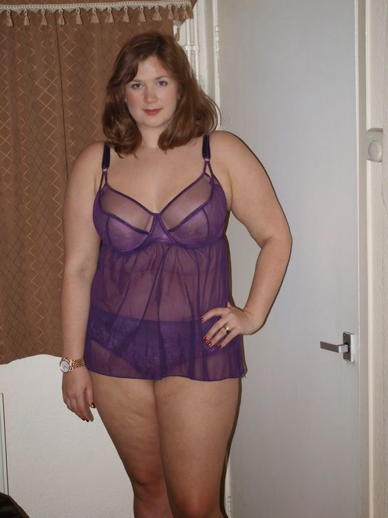 Milf in purple corset amp satin gloves playing with huge tits1 3