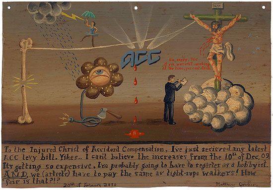 MATEUSZA couper ARTYSTA STRONA INTERNETOWA-Wystawa Archiwum: 13 Works, papierniczy, Napier. 25 kwietnia - 23 maja 2010.