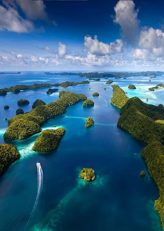 Rock Islands ,Palau: