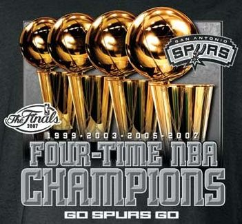 San Antonio Spurs = Dynasty!