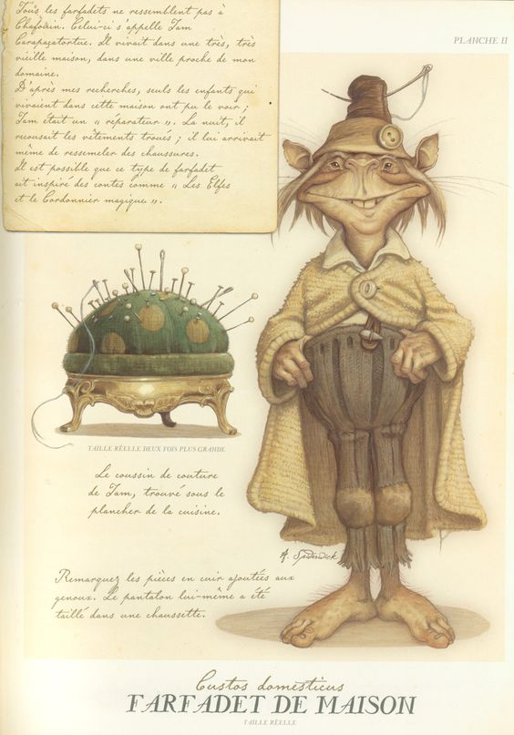 art by Tony DiTerlizzi images | Tony Diterlizzi (80 работ) » Картины, художники ...: