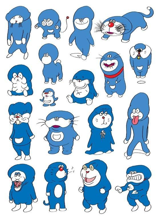 ヨクタケタゴハンe japan キュートなイラスト 3d イラスト ドラえもん イラスト