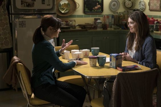 This 'Gilmore Girls' Moment Proves A Pregnancy Probably Isn't Happening In The…