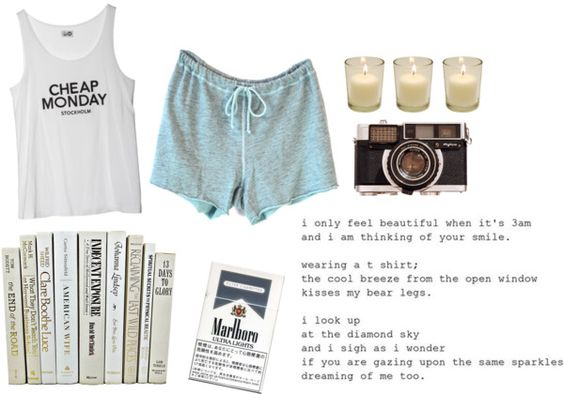 """Dreaming of me too"" by chloee013 ❤ liked on Polyvore"