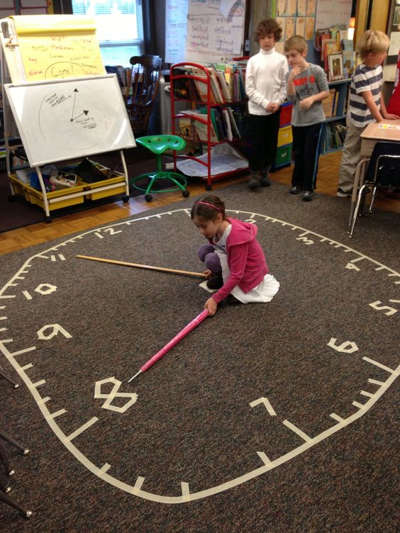 a fun and engaging way to teach time telling! | kids/education ...