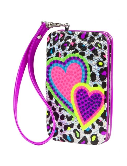 Sequin Quilted Crossbody Bag | Girls from Justice |Justice Wallets For Girls