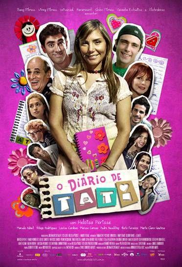Filme Brasileiro O Diário de Tati estreia nesta sexta (24)