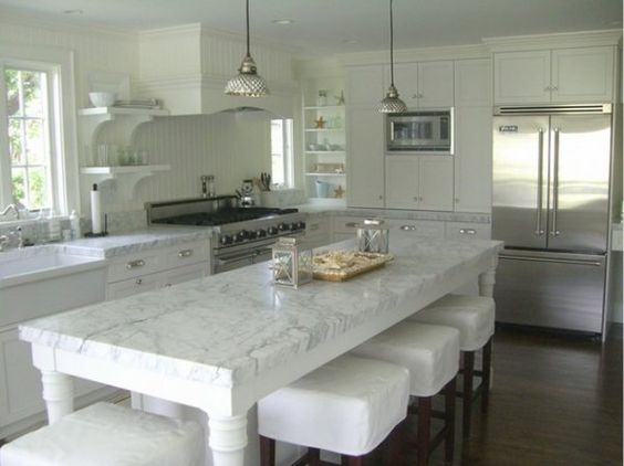 Granite countertops for kitchen islands