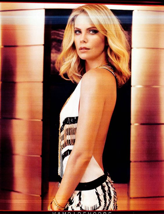 Charlize Theron InStyle US