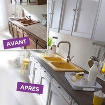 relooker un meuble de cuisine nos 8 conseils pratiques comment euro et cuisine. Black Bedroom Furniture Sets. Home Design Ideas