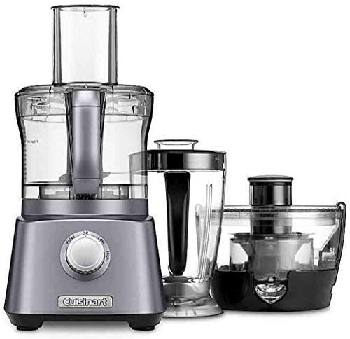Enjoy Exclusive For Cuisinart Cfp 800 Kitchen Central Blender Juicer Food Processor Gunmetal Online Thetophitsclothing In 2020 Food Processor Recipes Kitchen Blenders Blenders Juicers