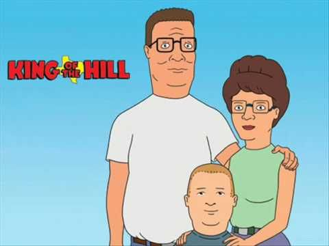 king of the hill full unedited theme song - YouTube