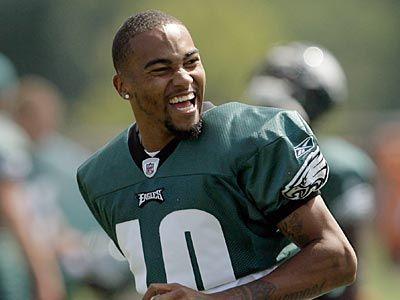 March 14, 2012  Eagles re-sign DeSean Jackson  http://espn.go.com/nfl/story/_/id/7687266/2012-nfl-free-agency-philadelphia-eagles-sign-desean-jackson-5-years-51m-source-says