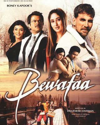 Bewafaa 2005 Full Hindi Movie 300MB Small Size Bluray HD Only At Downloadingzoo.com.