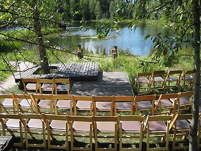 ACES at Hallam Lake Aspen Colorado Wedding Venues 1