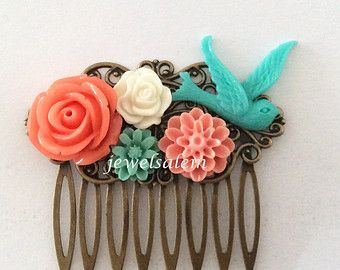 Popular items for turquoise wedding on Etsy