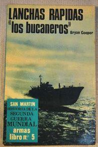 LANCHAS RÁPIDAS 'LOS BUCANEROS'