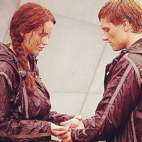 berries in the hunger games
