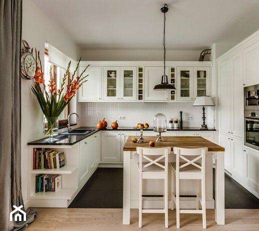 Wystroj Wnetrz Kuchnia Styl Prowansalski Projekty I Aranzacje Najlepszych Designerow Prawdzi Provence Kitchen Interior Design Kitchen Living Room Kitchen