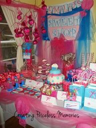sweet shoppe birthday - Google Search