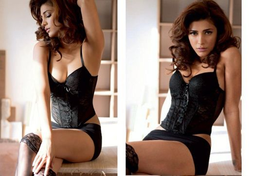 Shruti Hassan Latest Hot Pictures From The Movie 'Yevadu'