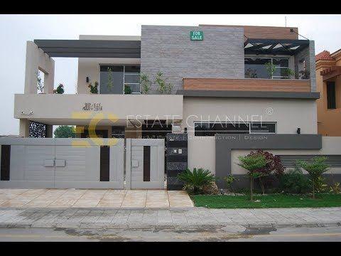 Beautiful 1 Kanal House With Swimming Pool 500 Sq Yd Villa