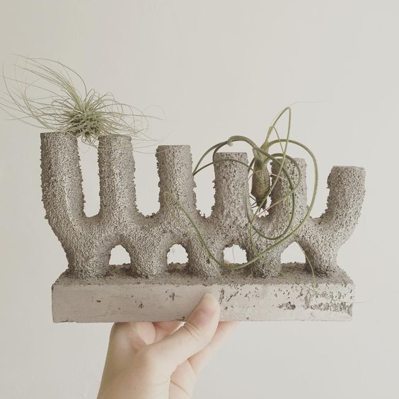 aluminum #MidCentury #art #sculpture by artist Wesly Lund #California