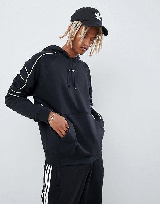 adidas Originals EQT Outline Hoodie In