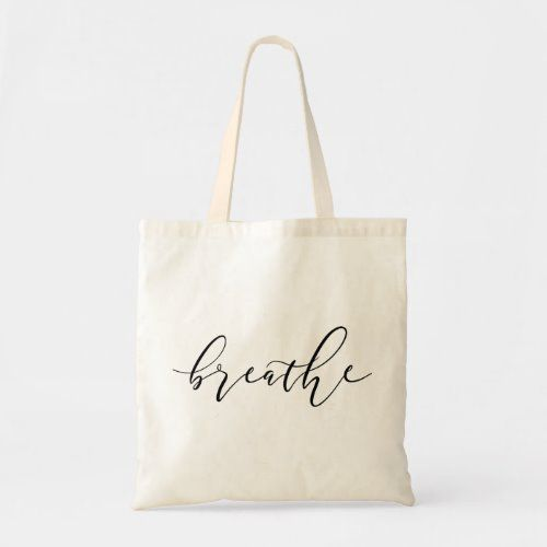 Funny Tote Bag Highly Meditated Natural Canvas