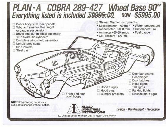 678d87b6a9d9c96c8180f122f8963584 Jpg 700 541 Ac Cobra Cobra Mustang Cobra