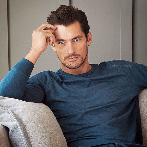 I love this one!  #DavidGandy for @marksandspencer #GandyForAutograph Anniversary Collection 2015|  by @marianovivanco  Check out the HQ photos on my Tumblr (link in bio) ❤️