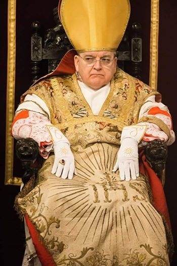 Cardinal Burke In Poland 2016 The Church S Churchill For