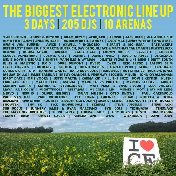 Roll on @Creamfields in August pic.twitter.com/PLT5kwBZl5