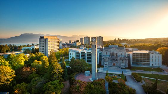 University of British Columbia, Vancouver Campus.