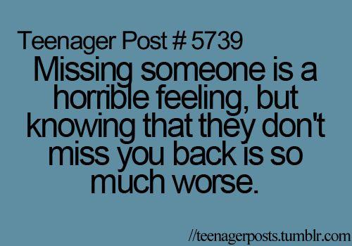 It is horrible....