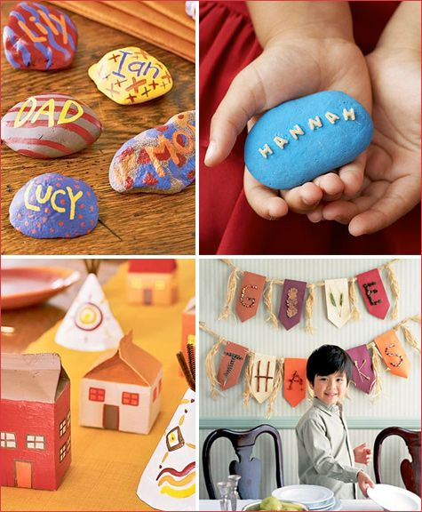 Cute crafts for young children