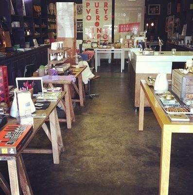 PH design shop. (rice blvd. Rice Village. Houston.)