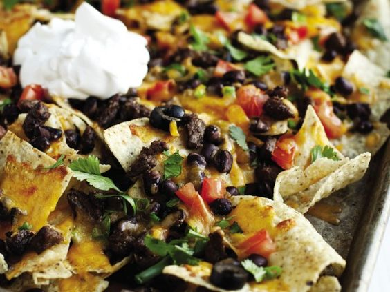 61 Recipes for Sunday Night Football - #recipes: