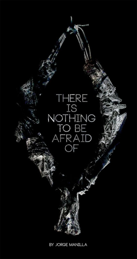 There is nothing to be afraid of by Jorge Manilla Exhibition  /  21 Apr 2016  -  08 May 2016 - Centre del Carme - Carrer del Museu 2 46003 -  Valencia SPAIN:
