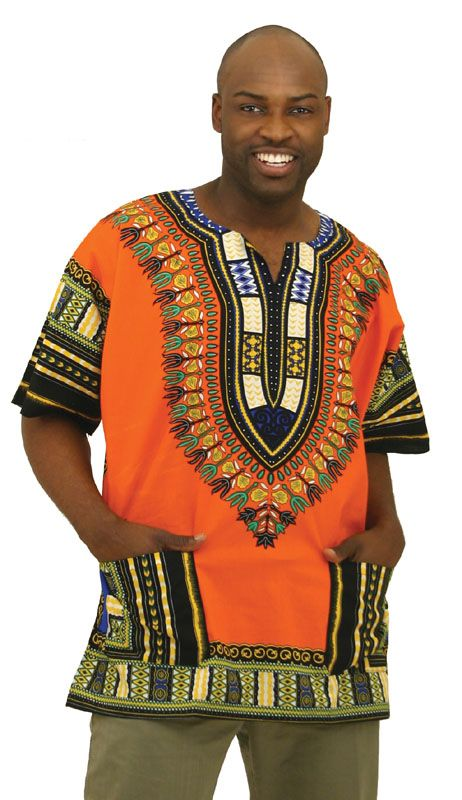 Dashiki for men, Dashiki shirt and Item number on Pinterest