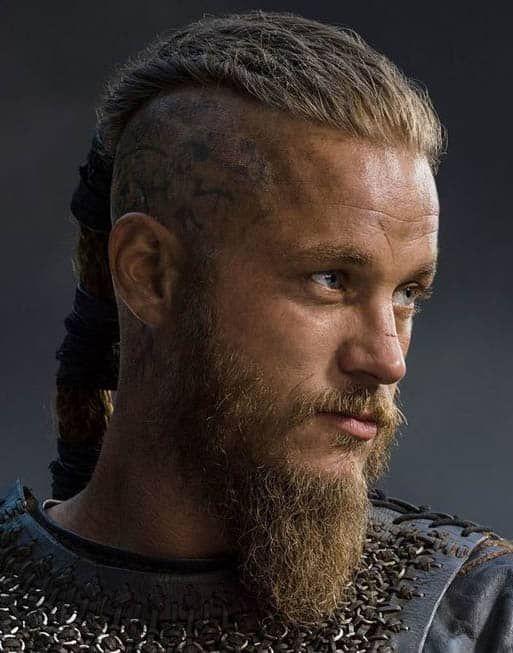 40 Coolest Viking Hairstyles Most Sought Trendy Haircut For Men Viking Hair Ragnar Lothbrok Vikings Viking Haircut