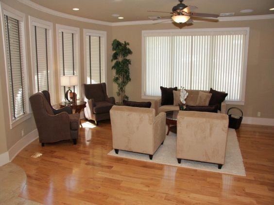 Como decorar un cuarto grande recamara pinterest - Como decorar un cuarto pequeno ...