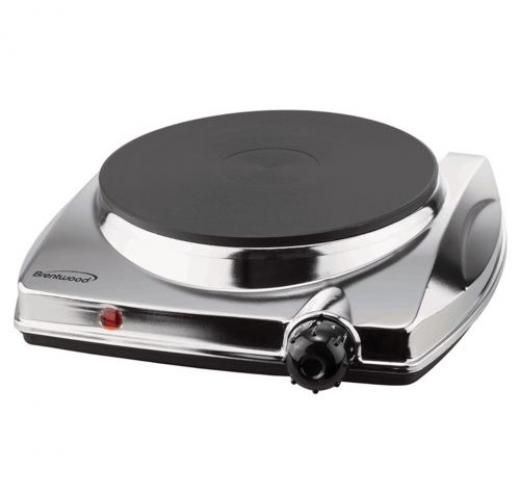 Modern Home Brentwood Electric Single Burner Cast Iron Hot Plate Stove Top Electric Irons Besprod Electric Hot Plate Single Burner Hot Plate