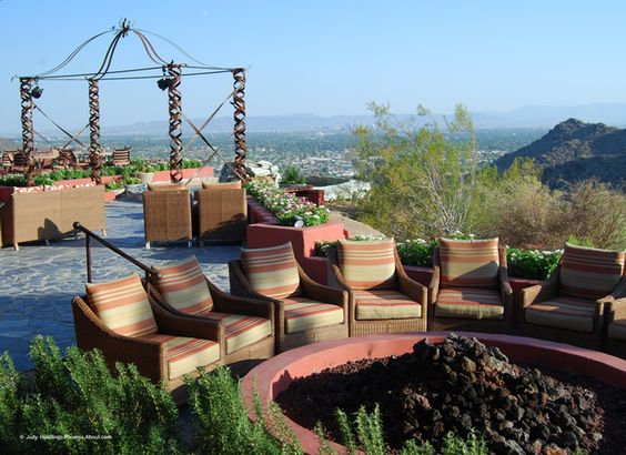 Discover Phoenix Area Restaurants With the Best Scenic Views: Arizona Restaurants With Scenic Views