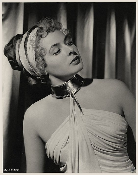 Ingrid Bergman (Spellbound)